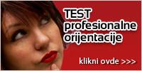 Test profesionalne orijentacije