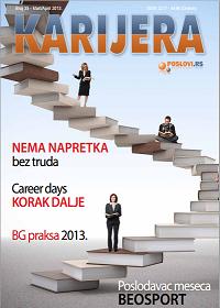 Magazin karijera 35