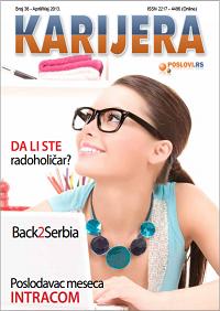 Magazin karijera 36