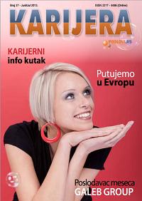 Magazin karijera 37