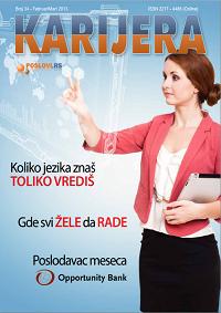 Magazin karijera 34