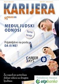 Magazin Karijera 27
