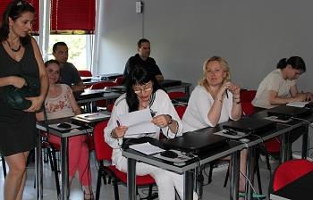 Učesnici na seminaru
